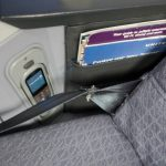 Flight Entertainment Screen remote control