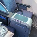 Angle of the seat due to curvature